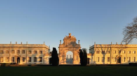 Exterior do Palácio